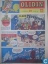 Bandes dessinées - Olidin (tijdschrift) - 1963 nummer  20