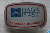 Hagaplast 'n Zweeds produkt!