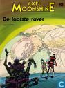 Strips - Axel Moonshine - De laatste rover