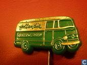 Hollandia Suikerwerken (bestelwagen) [groen]