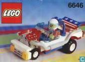Lego 6646 Screaming Patriot