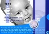 """Netherlands year set 2009 """"Babyset"""" (boy)"""