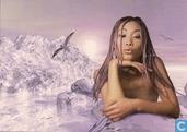 U000405 - vrouw in het ijs