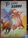 Bandes dessinées - Zorro - Tot ziens Zorro