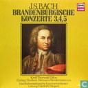 J.S. Bach Brandenburgische Konzerte 3,4,5