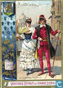 Maskenbilder III Italienische