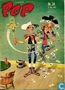 Comic Books - Arendsoog - Pep 34