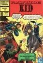 Bandes dessinées - Bliksem Larrabee - De postkoets naar Shotgun Gap!
