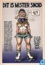 Bandes dessinées - Dharma Bhums, Die - Robert Crumb's Mister Snoid en wat andere verhalen
