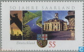 Bundesland Saarland 1957-2007