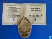Politie Insignes Los Angeles