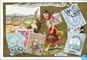 Postzegels geen titel