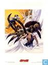 Strips - Storm [Lawrence] - De sluimerende dood + De piraten van Pandarve