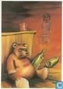 U000327 - Toe beer, drink niet meer
