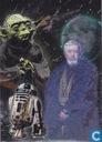 Yoda, R2, Ghost Obi-Wan