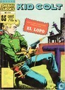 Strips - Kid Colt - El Lopo