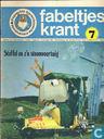 Comic Books - Fabeltjeskrant, De (tijdschrift) - Fabeltjeskrant 7
