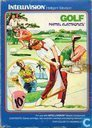 Video games - Intellivision - Golf
