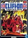 Bandes dessinées - Clifton - 7 Dagen om te sterven