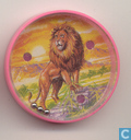 Knikkerspelletje met leeuw
