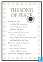 S000226 - The Song Of Peace