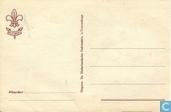 Postcards - De Nederlandsche Padvinders, 's Gravenhage - Joop en Joep 2: Fourageeren.