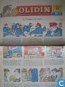 Bandes dessinées - Olidin (tijdschrift) - 1959 nummer  16