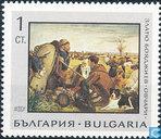 Paintings by Bulgarian painters