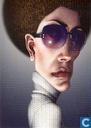 B070571 - Afro glasses
