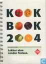 Kook boek 2004