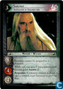 Saruman, Instigator of Insurrection