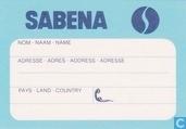 SABENA - Baggage (01)