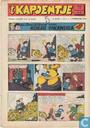 Bandes dessinées - Kapoentje, 't (revue) (Neérlandais)) - 1949 nummer  5