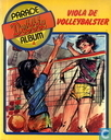 Bandes dessinées - Viola de volleybalster - Viola de volleybalster