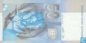 Banknotes - Národná Banka Slovenska - Slovakia 50 Korun (P21c)