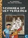 Strips - Jimmy van Doren - Schimmen uit het verleden