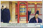 Lhasa, die heilige Stadt des Lamaismus