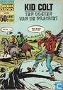 Strips - Kid Colt - Ten oosten van de prairie!