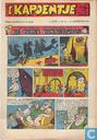 Strips - Kapoentje, 't (tijdschrift) - 1949 nummer 34