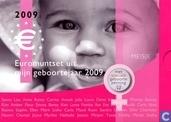 """Netherlands year set 2009 """"Babyset"""" (girl)"""