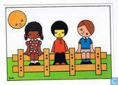 kinderpostzegelkaarten kinderversjes