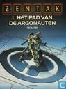 Bandes dessinées - Zentak - Het pad van de Argonauten