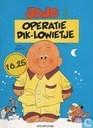 Comic Books - Jojo [Geerts] - Operatie Dik-Lowietje