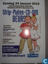 Strip-platen-cd-dvd beurs