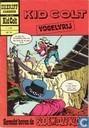 Comic Books - Kid Colt - Gevecht boven de bodemloze kloof!