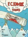 Strips - Knudde - F.C. Knudde naar IJsland