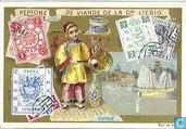 Postzegels  II geen titel
