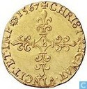 ECU 1567 Rouen France gold