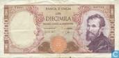 Italy 10 000 lira 1964