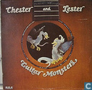 Chester and Lester Guitar Monsters